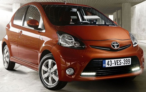 2013 Toyota Aygo Review Specs Pictures Price Mpg
