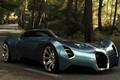 2025 Bugatti Aerolithe Concept
