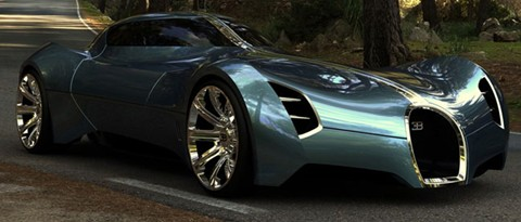 2025 Bugatti Aerolithe Concept Review, Specs, Pictures & Top Speed