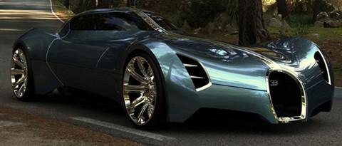 Bugatti aerolithe price