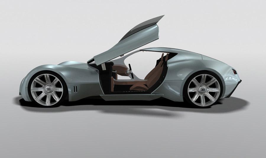 bugatti aerolithe autospurs. Black Bedroom Furniture Sets. Home Design Ideas