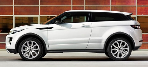 2011 land rover range rover evoque review price mpg. Black Bedroom Furniture Sets. Home Design Ideas