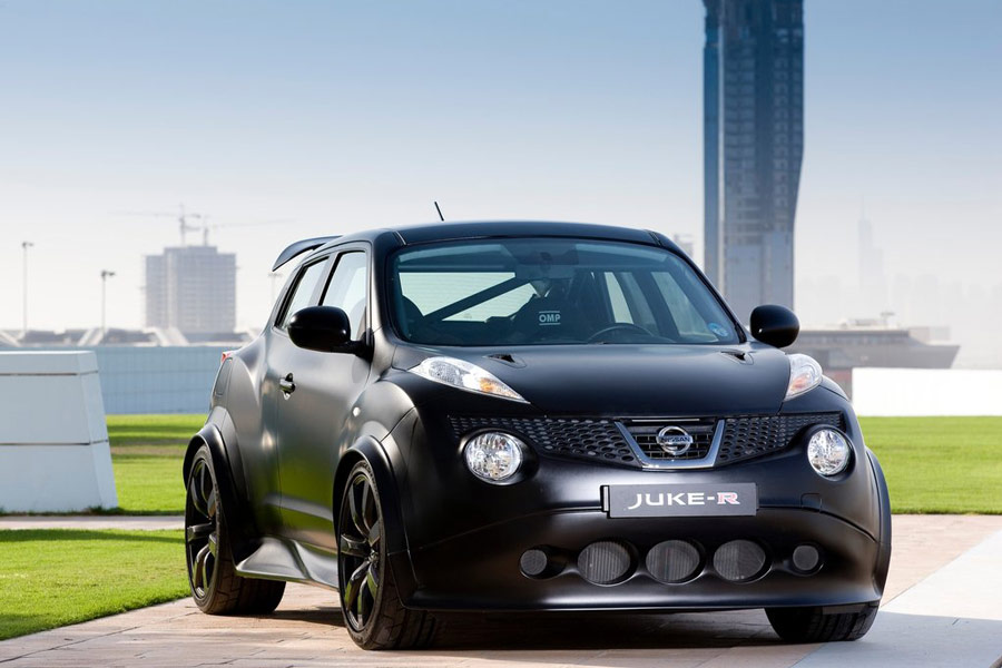 2011 nissan juke-r concept review, pictures, 0-60 time & top speed