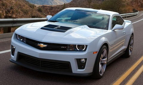 2012 Cheverolet Camaro ZL1 Review, Pictures, Price & 0-60 Time