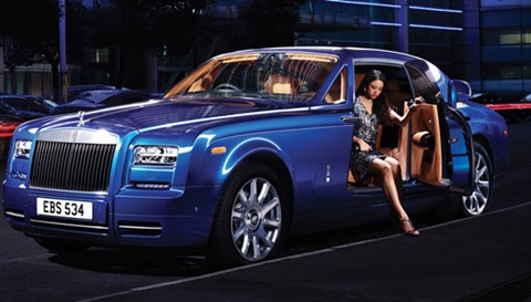 2012 RollsRoyce Phantom Coupe Series II Review Pictures  Price