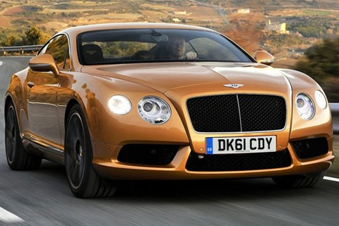 2013 Bentley Continental GT V8 Review, Pictures, Price & 0-60 Time