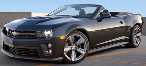 2013 Chevrolet Camaro ZL1 Convertible Review, Pictures & 0-60 Time