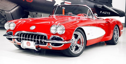 Chevrolet on 1959 Chevrolet Corvette By Pogea Racing Review  Pictures   0 60 Time