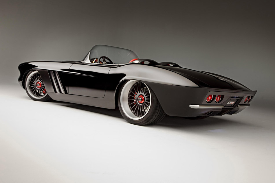 1962 chevrolet corvette c1 rs by roadster shop review pictures. Black Bedroom Furniture Sets. Home Design Ideas