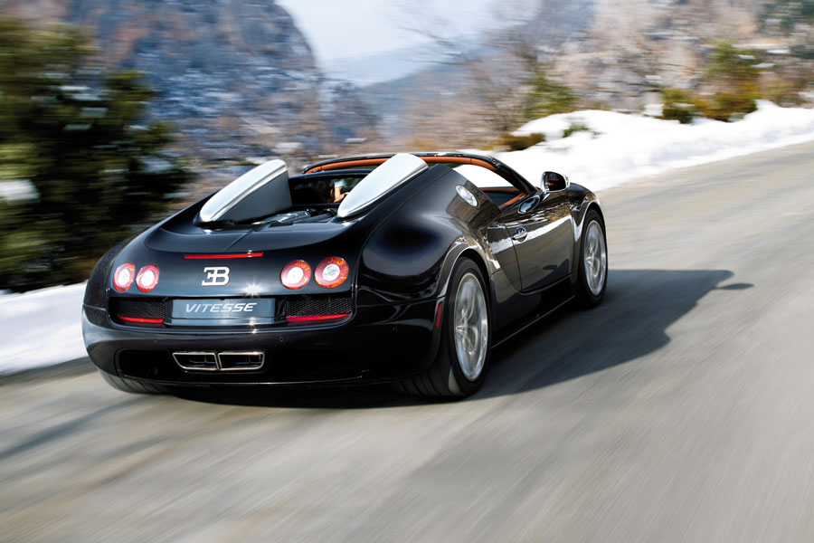 Bugatti Veyron Grand Sport Vitesse Review Price Time - Sports cars 2012