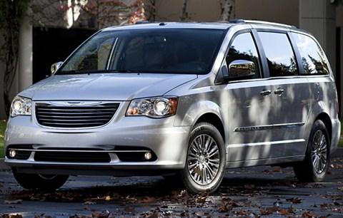 most fuel efficient vans minivans 10 best gas mileage van of 2012. Black Bedroom Furniture Sets. Home Design Ideas