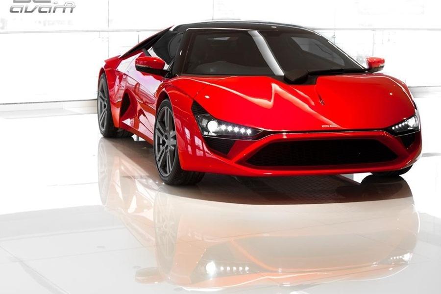 Dc Avanti Horsepower >> 2012 DC Design Avanti Review, Specs, Pictures & Price