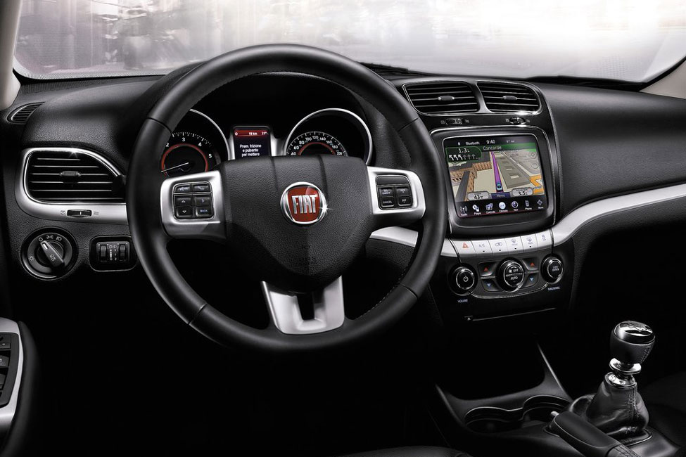 2012 Fiat Freemont Awd Review Specs Pictures Price
