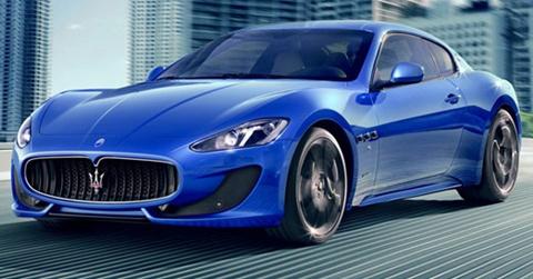 2012 Maserati GranTurismo Sport Review, 0-60 Time & Max Sd
