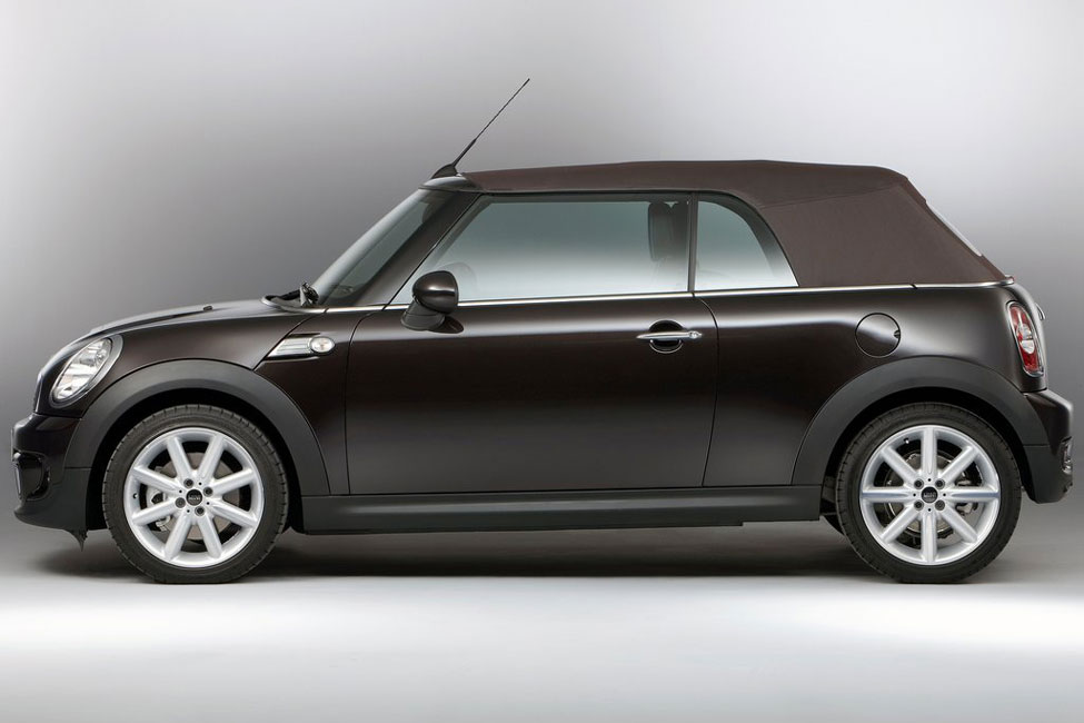 2012 mini convertible highgate review specs pictures mpg. Black Bedroom Furniture Sets. Home Design Ideas