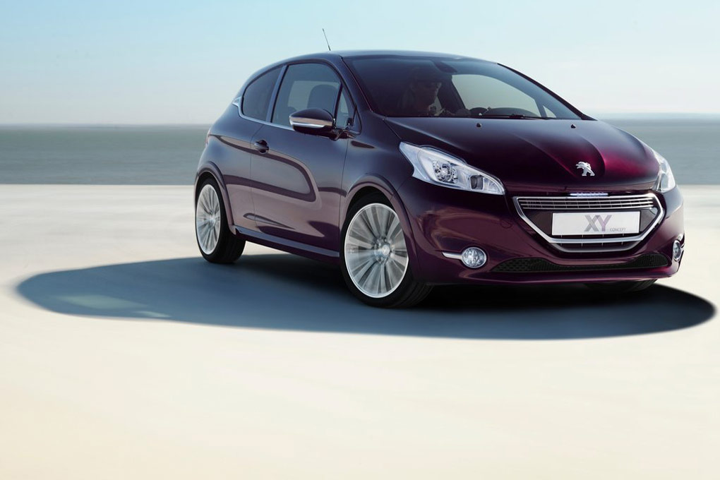 2012 Peugeot 208 Xy Concept Review Specs Pictures