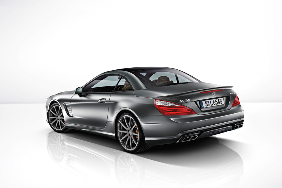 2013 mercedes benz sl 65 amg 45th anniversary review for 2013 mercedes benz sl65 amg