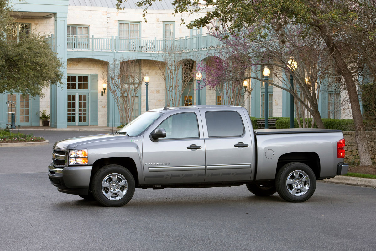 Best small trucks for gas mileage - Pickup Trucks With Best Gas Mileage