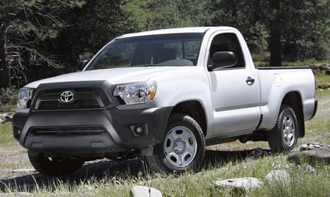 Most Fuel Efficient Trucks  Top 10 Best Gas Mileage Truck of 2012