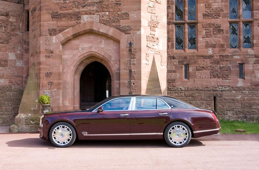 2012 Bentley Mulsanne Diamond Jubilee Edition Review 0 60 Time
