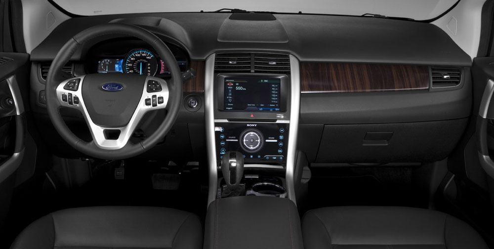 2012 Ford Edge Review Specs Pictures Price Amp Mpg