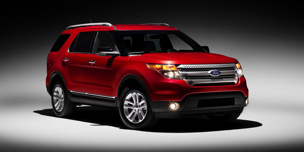 2012 ford explorer review specs pictures price amp mpg