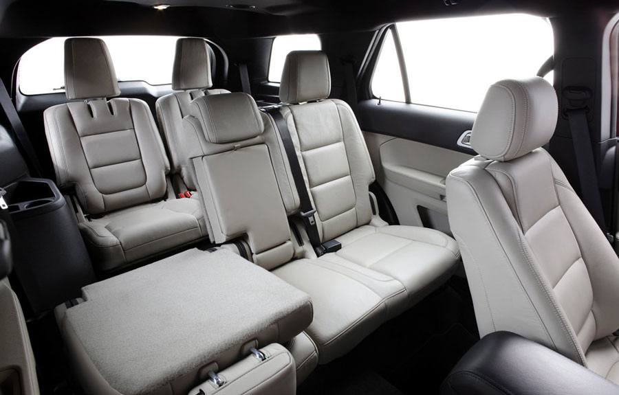 Ford Edge Mpg >> 2012 Ford Explorer Review, Specs, Pictures, Price & MPG