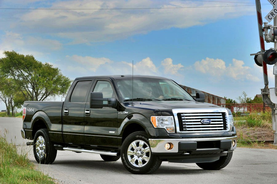2012 ford f 150 review specs pictures price mpg. Black Bedroom Furniture Sets. Home Design Ideas