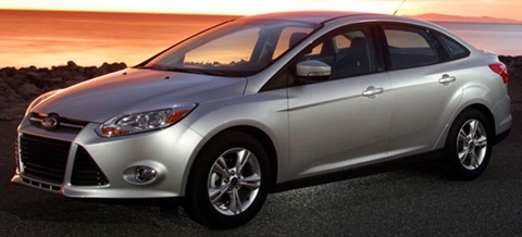 2012 ford focus review specs pictures price mpg. Black Bedroom Furniture Sets. Home Design Ideas