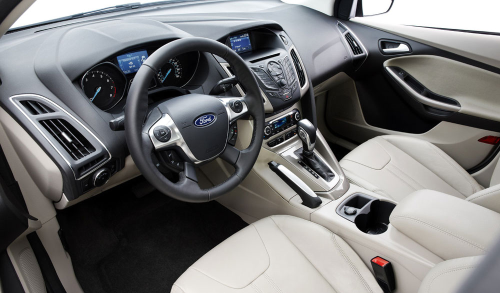 2012 Ford Focus Review, Specs, Pictures, Price & MPG