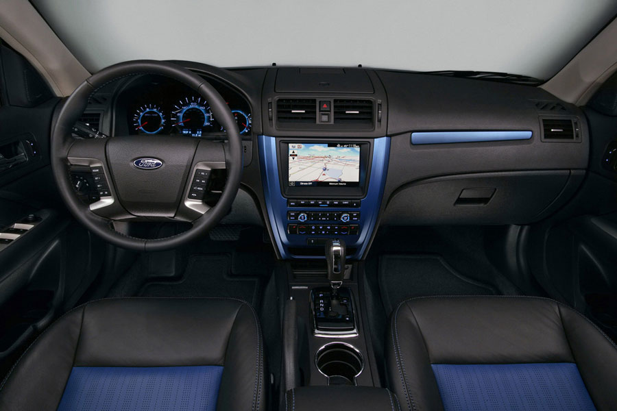 2012 Ford Fusion Review Specs Pictures Price Mpg