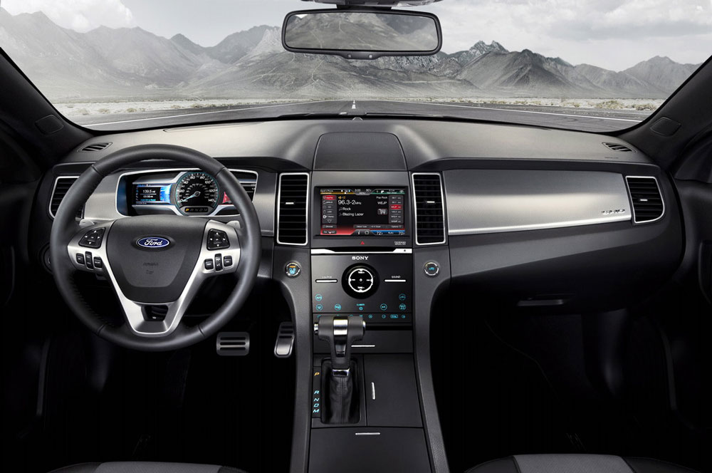 2012 Ford Taurus Review Specs Pictures Price Amp Mpg