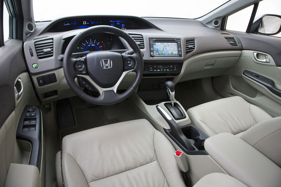 2012 Honda Civic Hybrid Review Specs Pictures Price Amp Mpg