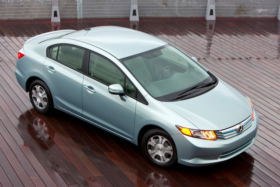 2012 Honda Civic Hybrid Review, Specs, Pictures, Price & MPG