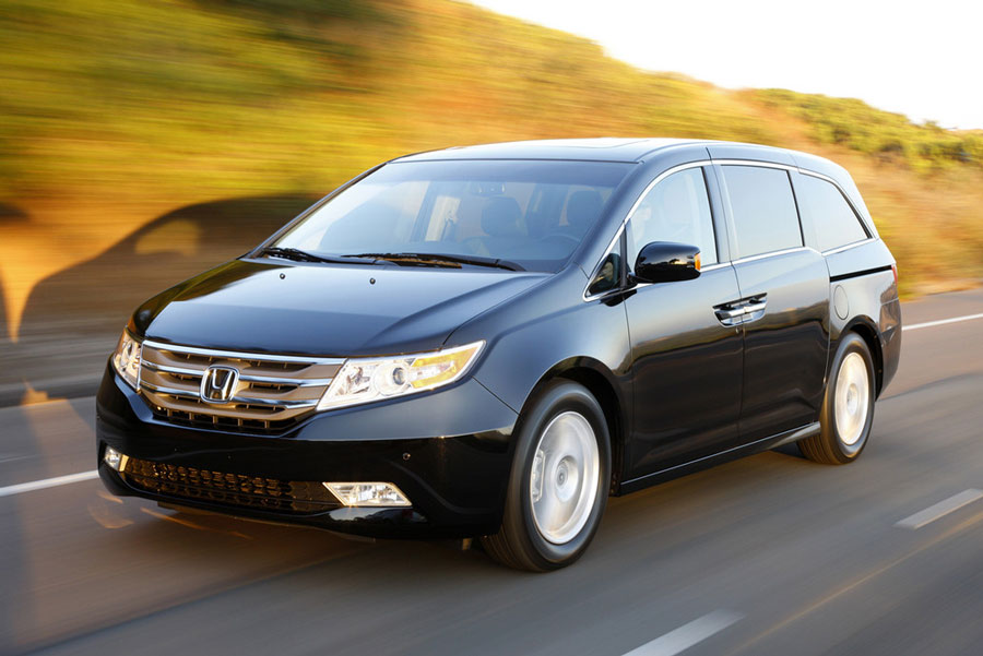 2012 Honda Odyssey Review Specs Pictures Price Amp Mpg