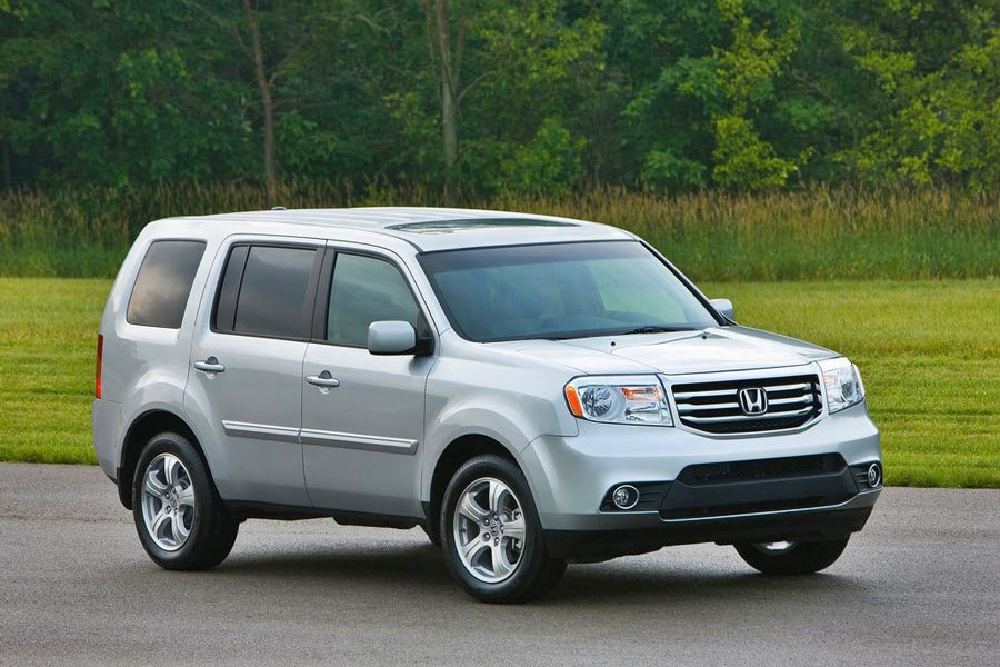 2012 honda pilot review specs pictures price mpg. Black Bedroom Furniture Sets. Home Design Ideas