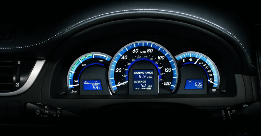 Toyota Corolla Mpg >> 2012 Toyota Camry Hybrid Review, Specs, Pictures, Price & MPG