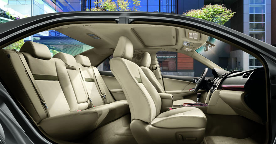 trunk and interior specs for 2015 autos post. Black Bedroom Furniture Sets. Home Design Ideas