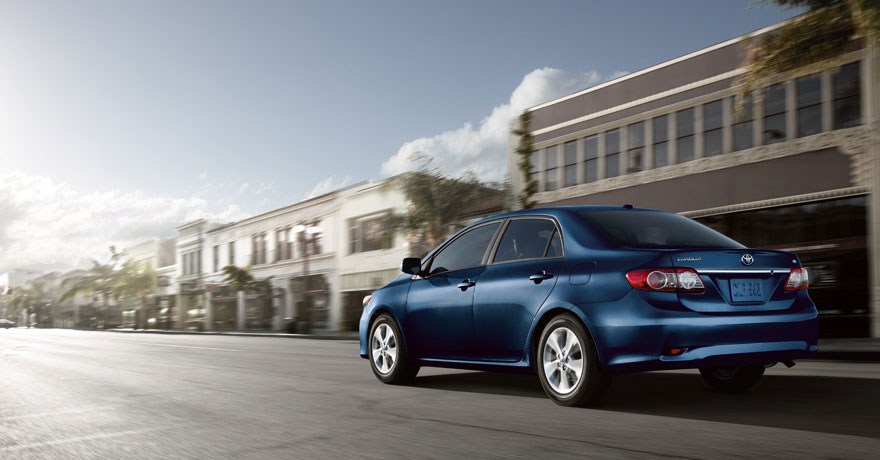 2012 Toyota Corolla Review Specs Pictures Price Amp MPG