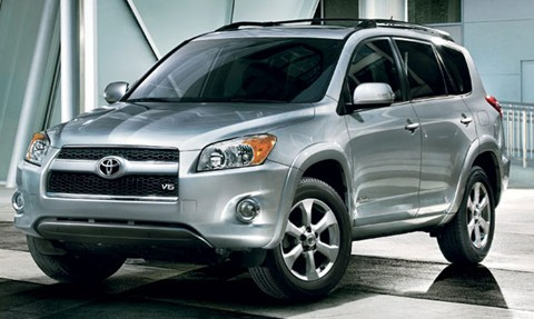 Toyota Rav4 Cargo Space Dimensions >> 2012 Toyota RAV4 Review, Specs, Pictures, Price & MPG