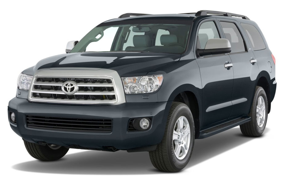 2012 toyota sequoia review specs pictures price mpg. Black Bedroom Furniture Sets. Home Design Ideas