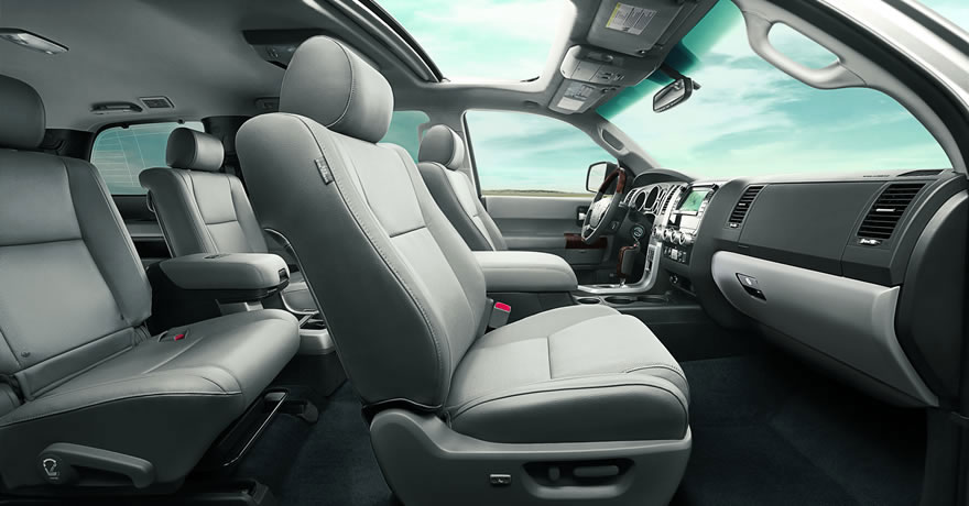 2012 Toyota Sequoia Review Specs Pictures Price Amp Mpg