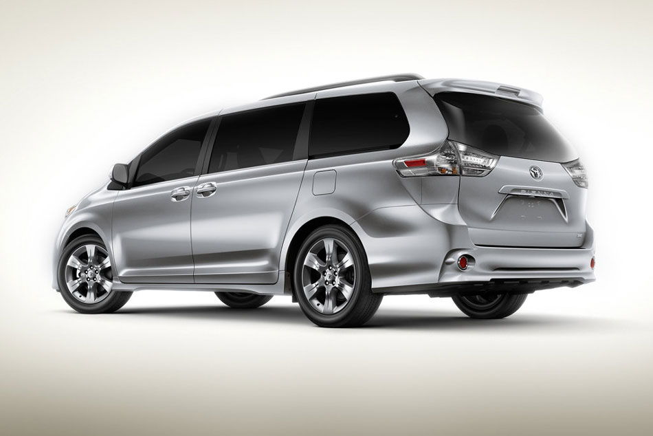 2012 Toyota Sienna Review Specs Price & MPG