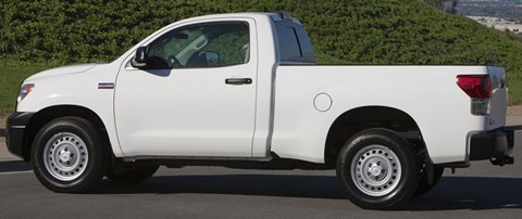 2012 toyota tundra review specs pictures price mpg. Black Bedroom Furniture Sets. Home Design Ideas