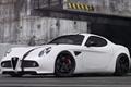 2012 Wheelsandmore Alfa Romeo 8C