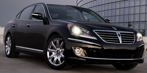 2012 Hyundai Equus Review Specs Pictures Price Amp Mpg