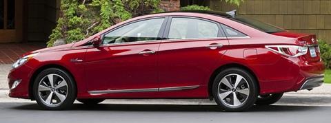 2012 Hyundai Sonata Hybrid Review Specs Pictures Price