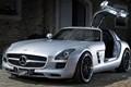 2012 Inden Design Mercedes-Benz SLS AMG