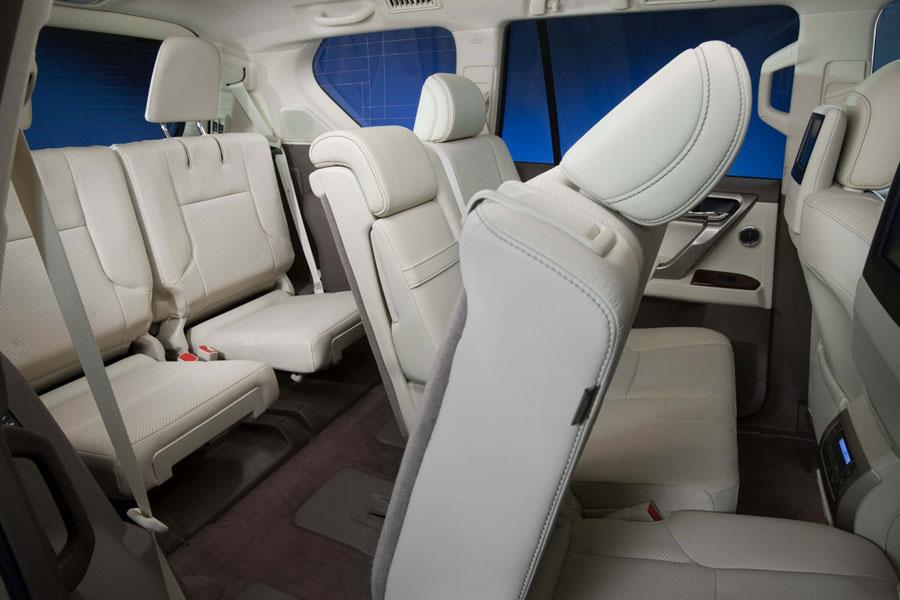 2012 Lexus Gx Review Specs Pictures Price Amp Mpg