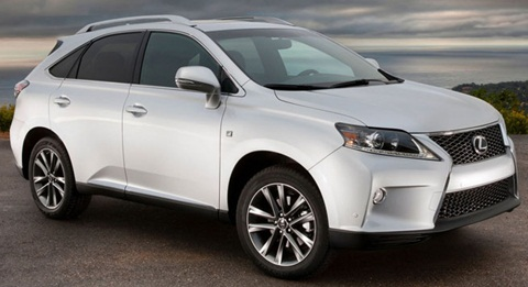 2012 lexus rx 350 review specs pictures price mpg. Black Bedroom Furniture Sets. Home Design Ideas